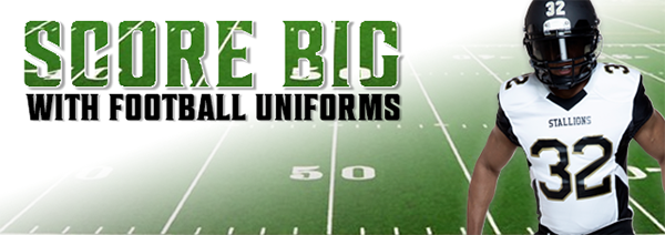 Score Big with Football Uniforms