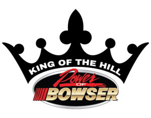 Bowser, King of the Hill